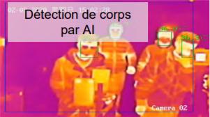 détection de corps par IA